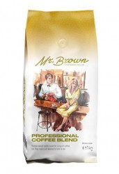 Mr.Brown «Professional Coffee Blend» кофе в зернах 1кг