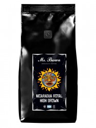 Кофе в зернах Mr. Brown Specialty Coffee Nicaragua Royal High Grown (1 кг)